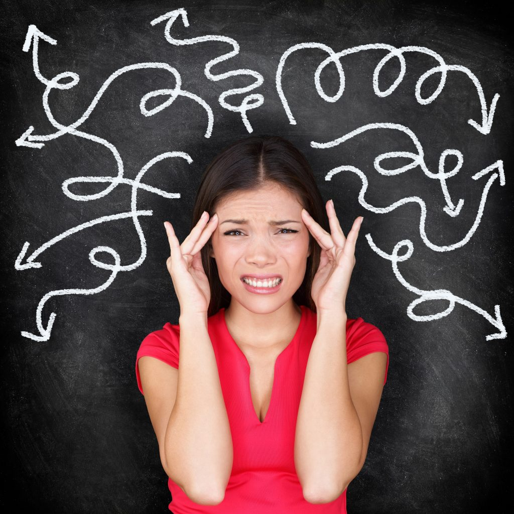 5 ways to handle difficult emotions